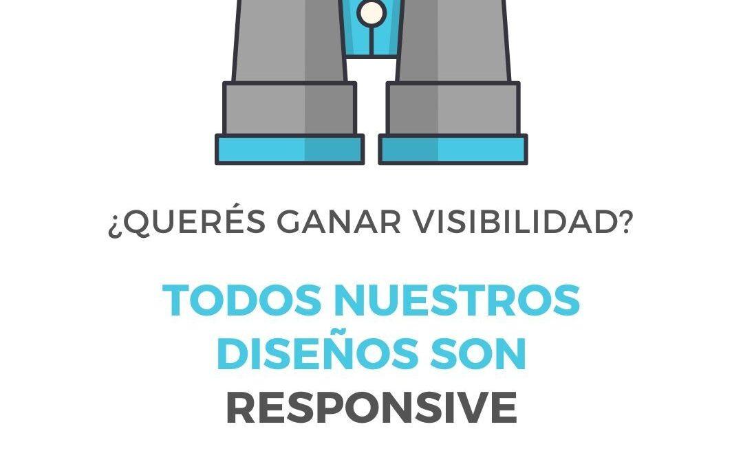 Diseños responsive